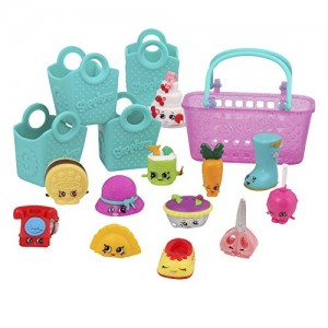 What are shopkins made out of