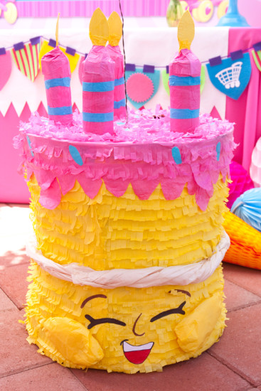 Shopkins Party Pinata