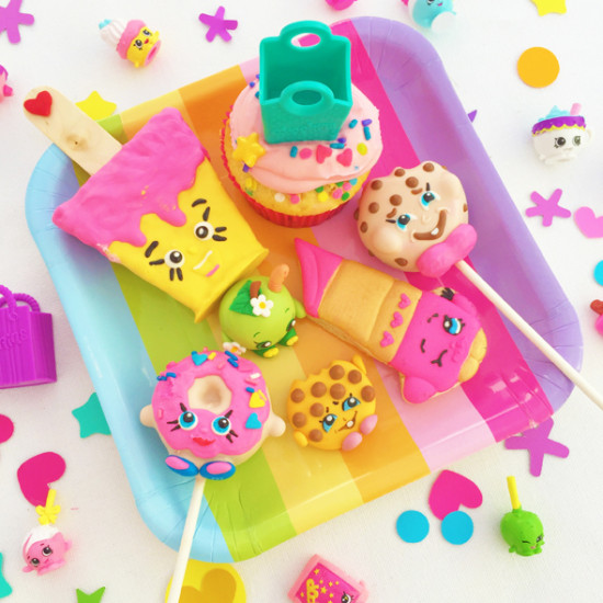 Shopkins Party Tray
