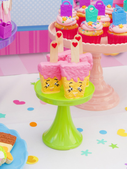 Shopkins Party Treats