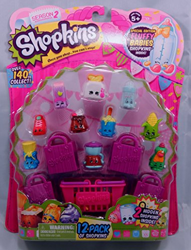 Shopkins Season 2 12 Pack Set 18