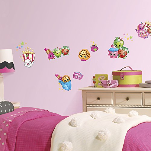 Wall Decals Shopkins