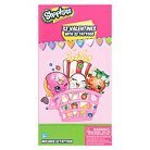 Shopkins Valentine's Cards