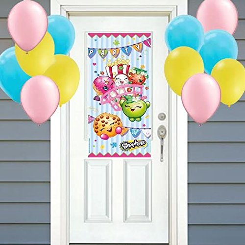 DIY Shopkins Party Decorations