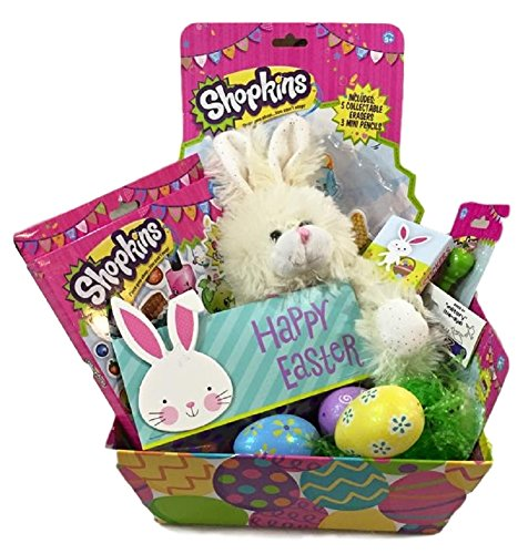 Shopkins Easter Basket