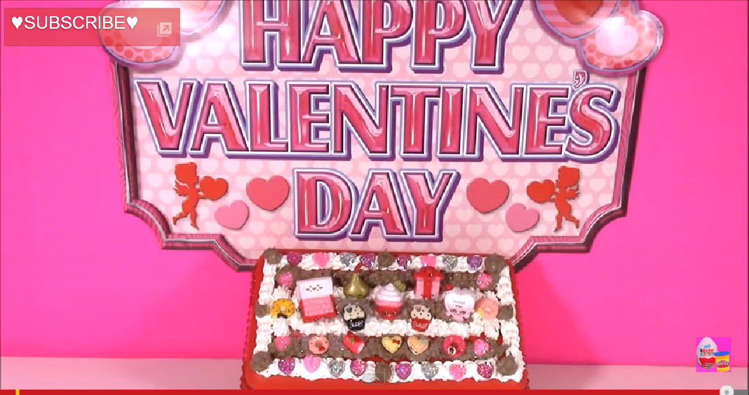 Valentine S Day Toys R Us : Diy shopkins valentines box spkfans