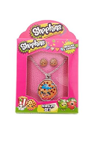 shopkins jewelry box collection shopkins jewelry kit kooky cookie necklace 8579