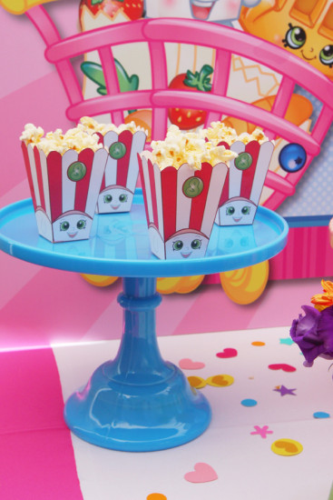 Shopkins Party Popcorn