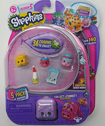 Shopkins Season 5 pack
