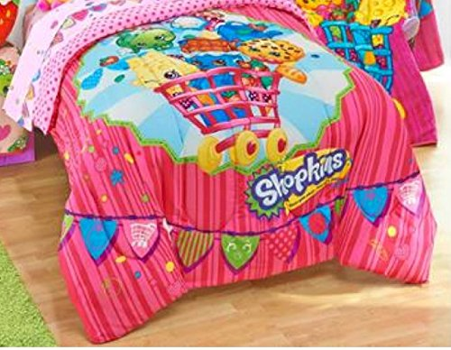 Shopkins Bedding And Comforters/Sheets ON SALE!