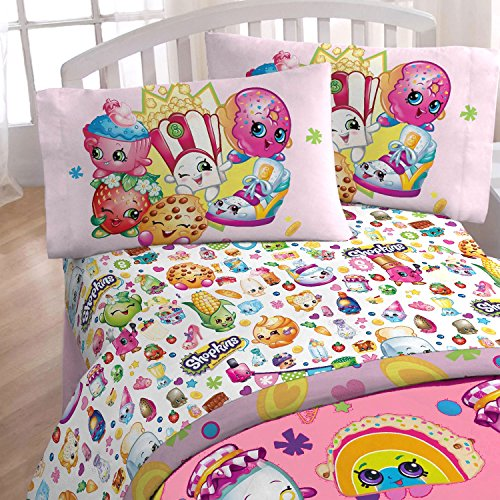Shopkins Bedding And Comforters Sheets On Sale Spkfans Com