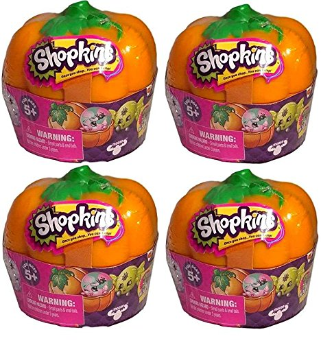 Shopkins Halloween Pumpkin Surprise