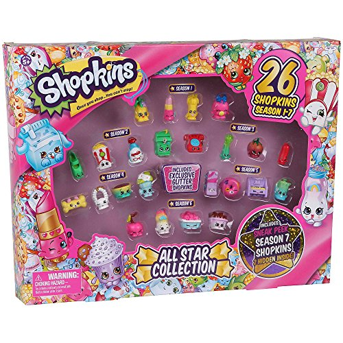 Shopkins All Star Collection