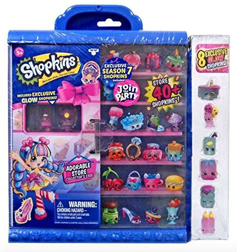 Shopkins Season 7 Glitzi Case